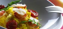 risotto gericht andalusien tapas gourmet rundreise